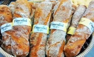 Panesini Integral  Casca crocante e miolo umido